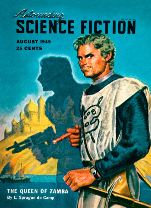 A Matter of Matter, published in Astounding Science Fiction