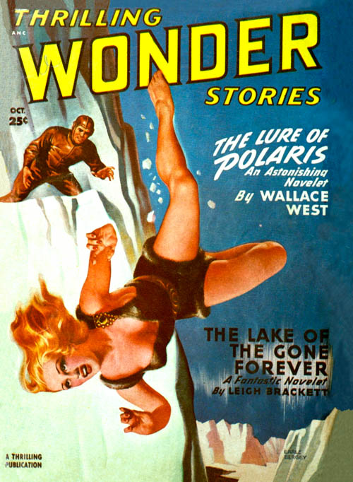 The Planet Makers, published in 1949 in Thrilling Wonder Stories