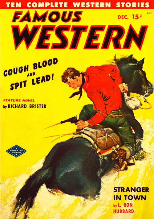 Stranger in Town, published in 1949 in Famous Western