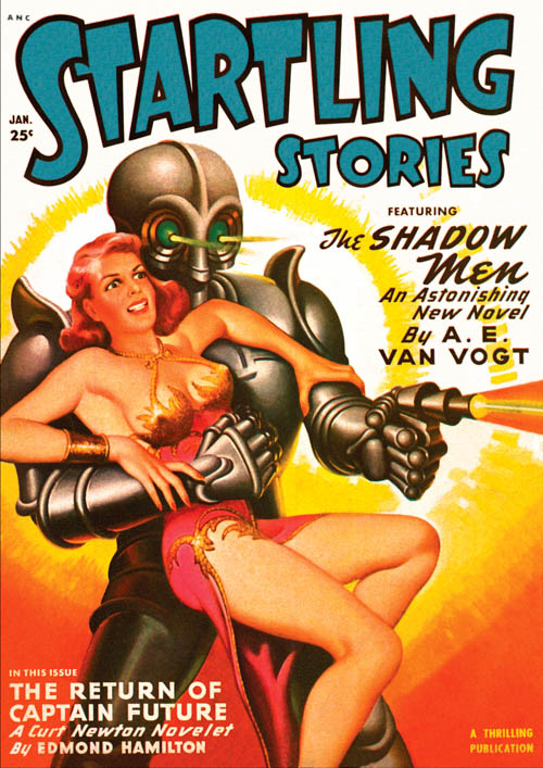 The Last Admiral, published in 1950 in Startling Stories