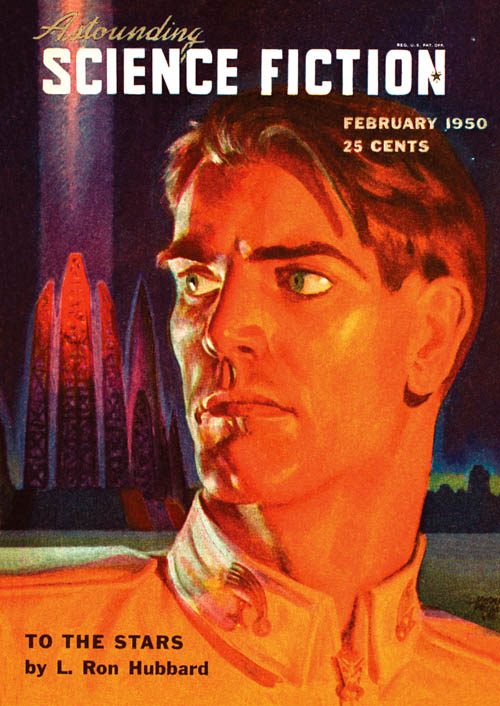 To the Stars, Part 1, published in Astounding Science Fiction