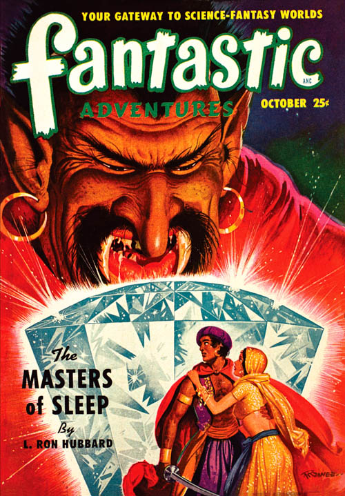 The Masters of Sleep, published in 1950 in Fantastic Adventures