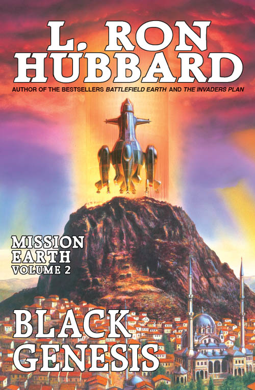 Black Genesis, Mission Earth, Volume 2, published in 1986