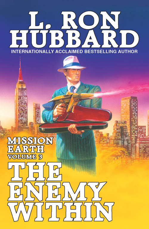 The Enemy Within, Mission Earth, Volume 3, published in 1986