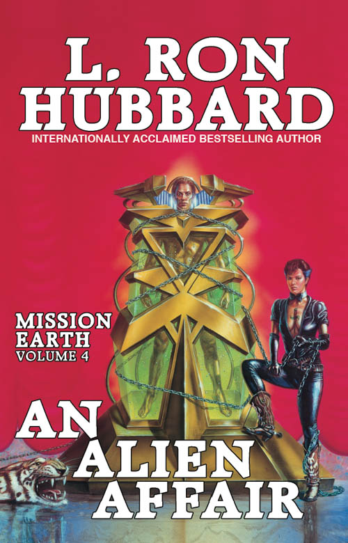 An Alien Affair, Mission Earth, Volume 4, published in 1986