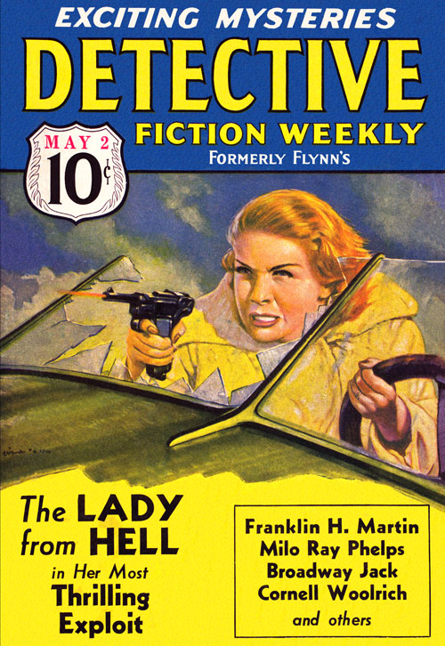 They Killed Him Dead, published in 1936 in Detective Fiction Weekly