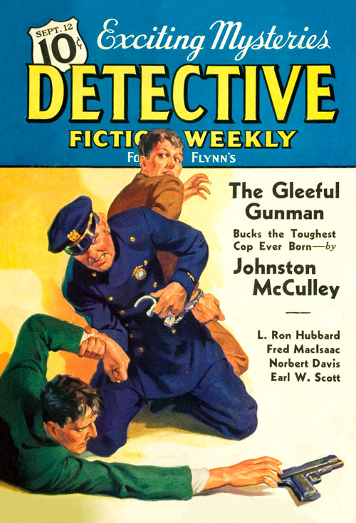 The Slickers, published in 1936 in Detective Fiction Weekly