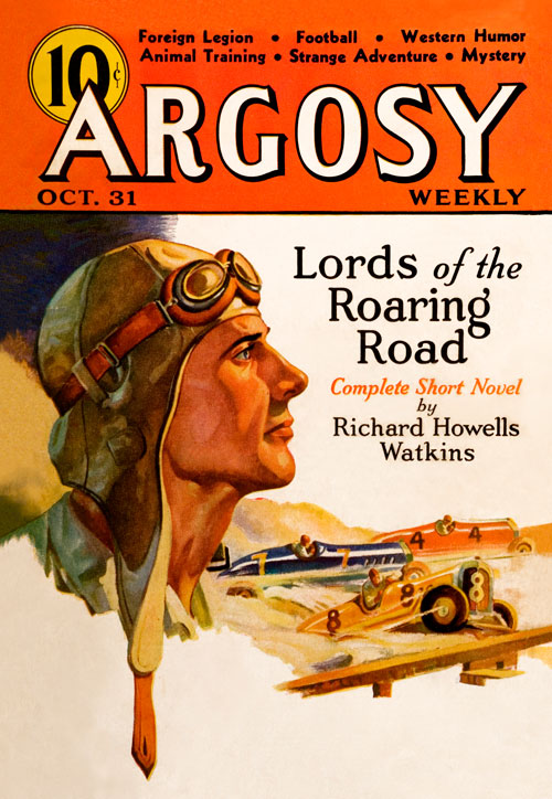 The Big Cats, published in 1936 in Argosy