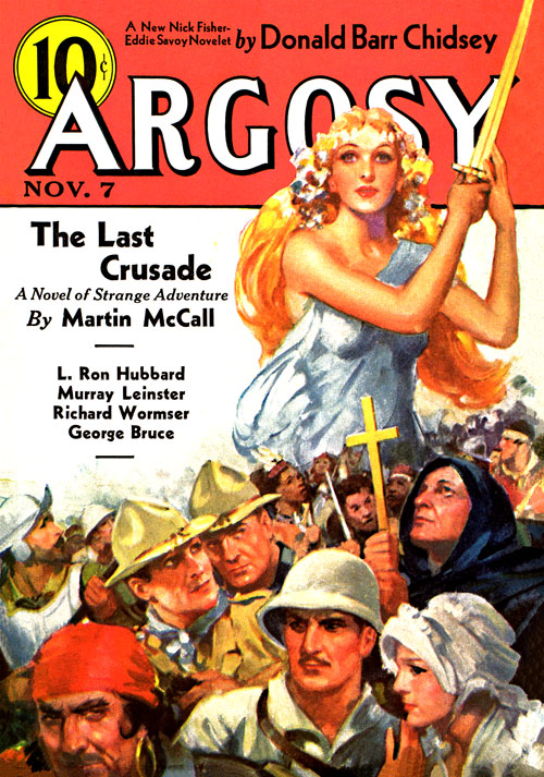 River Driver, published in 1936 in Argosy