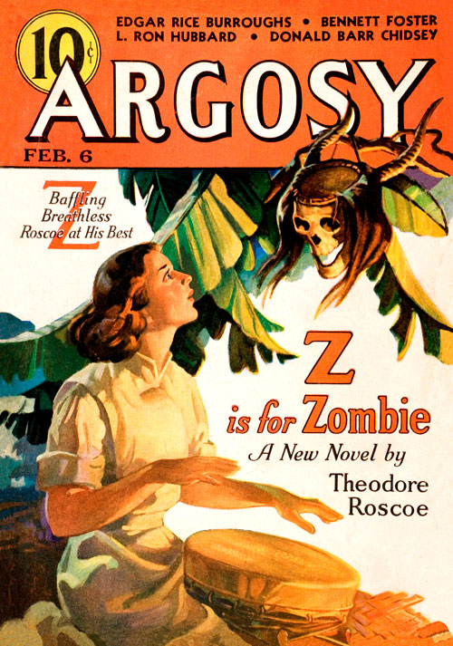 Mountaineer, published in 1937 in Argosy
