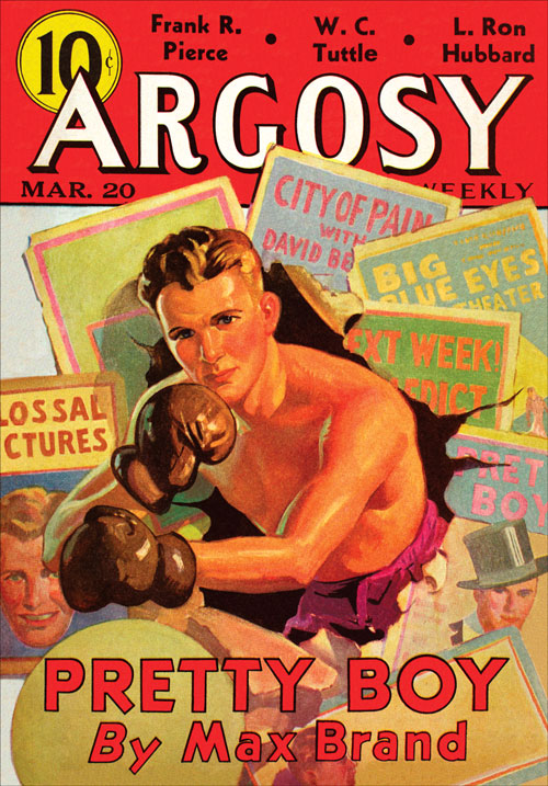 A Lesson in Lightning, published in 1937 in Argosy