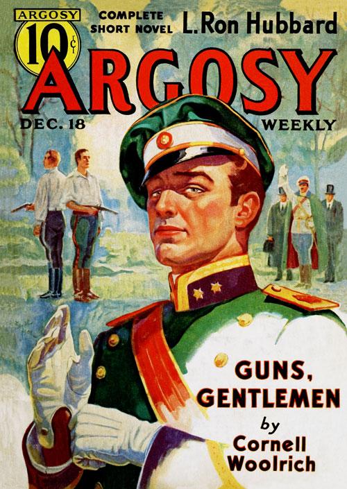 Orders Is Orders, published in 1937 in Argosy