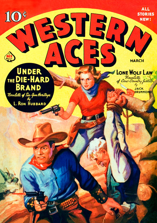 Under the Die-Hard Brand, published in 1938 in Western Aces