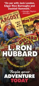 L. Ron Hubbard's Stories from the Golden Age