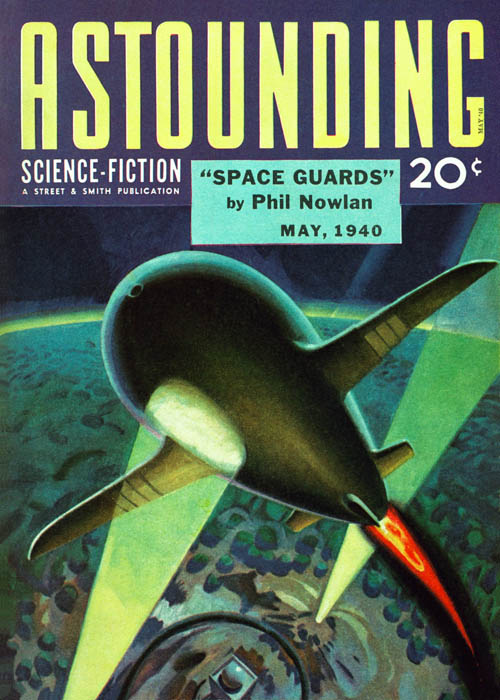 Final Blackout, Part 2, published in 1940 in Astounding Science-Fiction