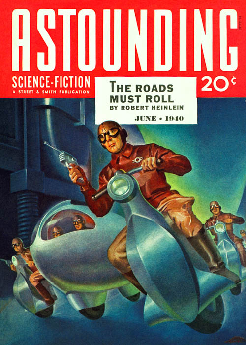 Final Blackout, Part 3, published in 1940 in Astounding Science-Fiction