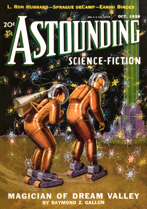 The Tramp, Part 2, published in 1938 in Astounding Science-Fiction