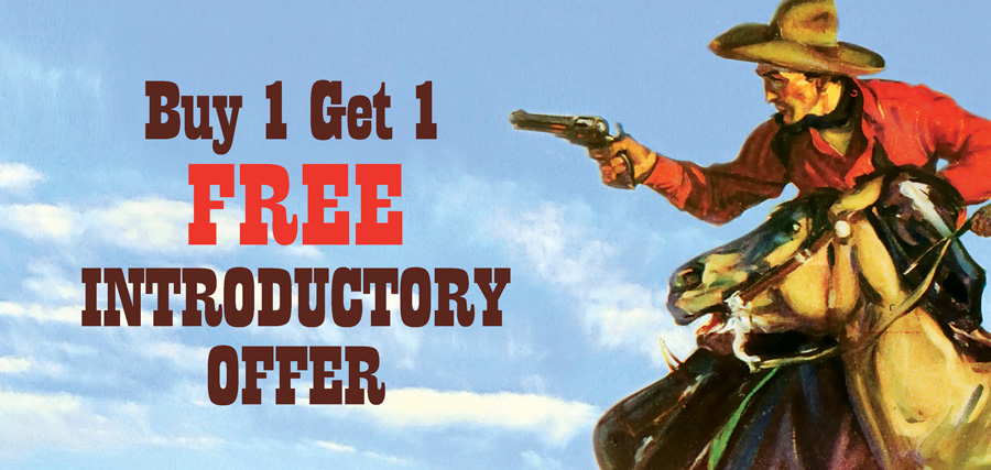 Buy 1 Get 1 FREE Introductory Offer