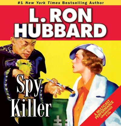 Spy Killer audiobook