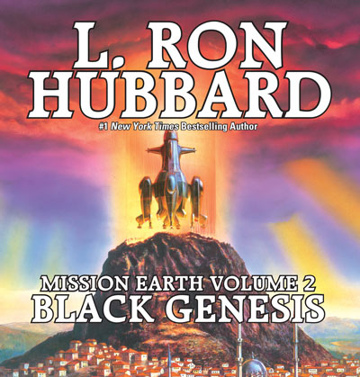 Black Genesis: Mission Earth Volume 2 audiobook