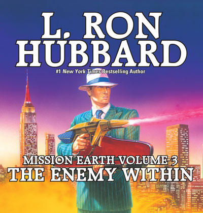 Enemy Within: Mission Earth Volume 3 audiobook