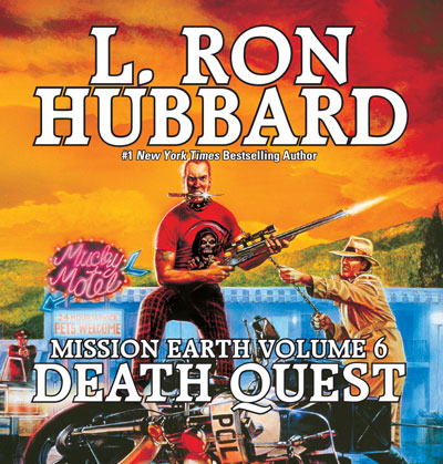 Death Quest: Mission Earth Volume 6 audiobook