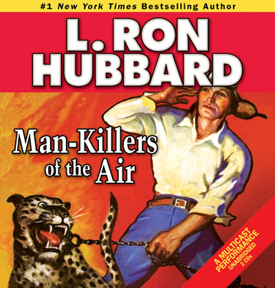 Man-Killers of the Air audiobook