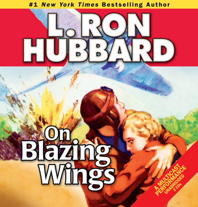 On Blazing Wings audiobook