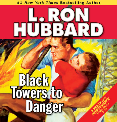 Black Towers to Danger audiobook