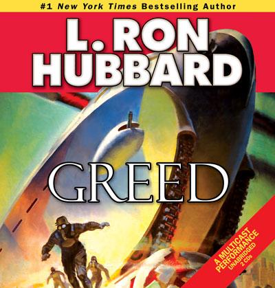 Greed audiobook