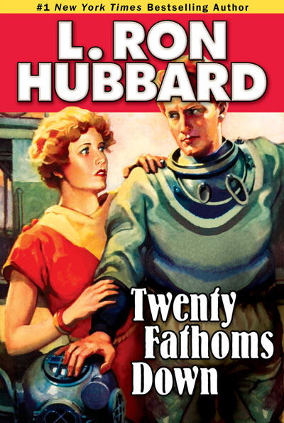 Twenty Fathoms Down trade paperback