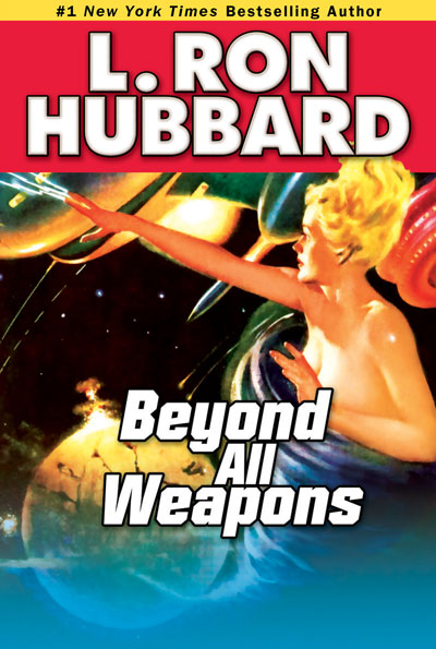 Beyond All Weapons trade paperback