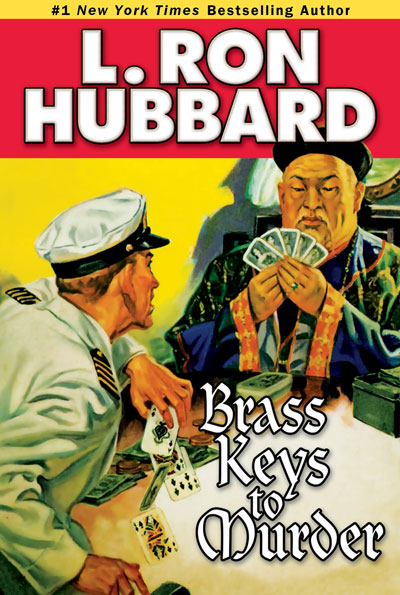 Brass Keys to Murder trade paperback
