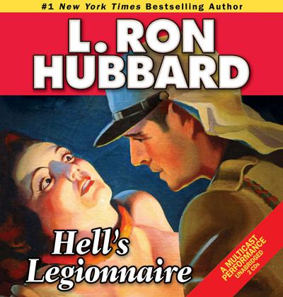 Hell's Legionnaire audiobook