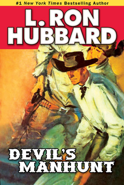 Devil's Manhunt trade paperback