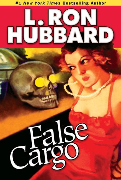 False Cargo trade paperback