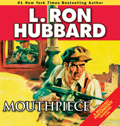Mouthpiece audiobook