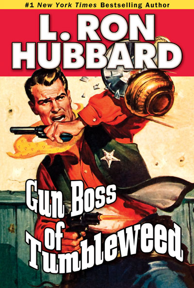Gun Boss of Tumbleweed trade paperback