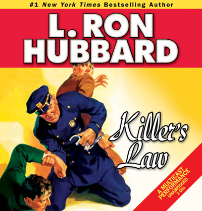 Killer's Law audiobook