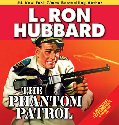 The Phantom Patrol audiobook
