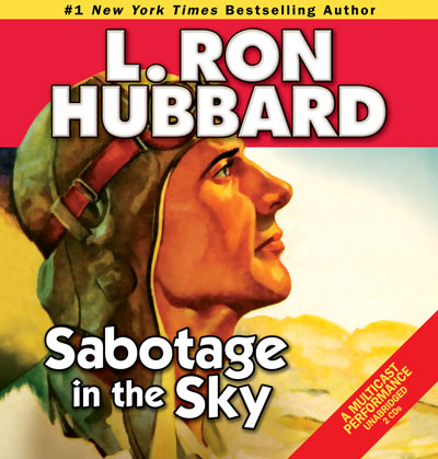 Sabotage in the Sky audiobook