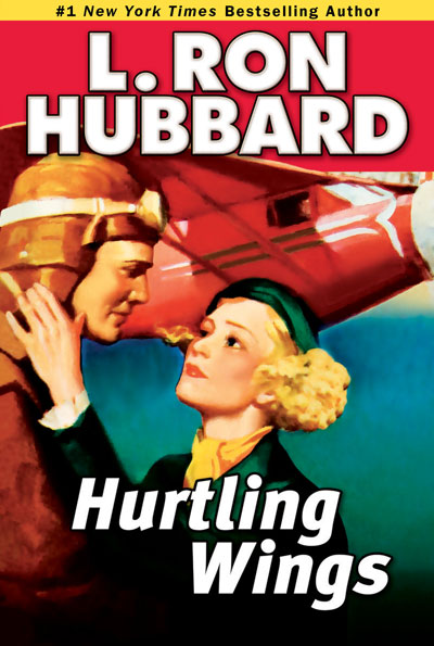 Hurtling Wings trade paperback