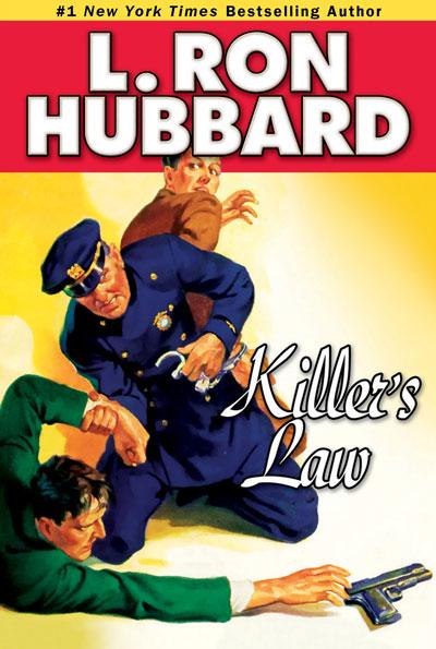 Killer's Law trade paperback