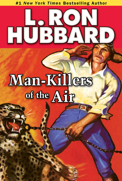 Man-Killers of the Air trade paperback
