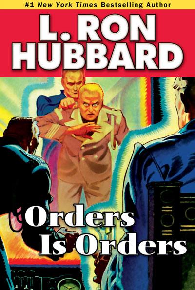 Orders Is Orders trade paperback