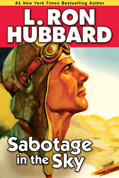 Sabotage in the Sky trade paperback