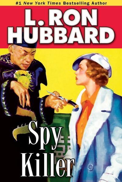 Spy Killer trade paperback
