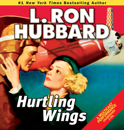 Hurtling Wings audiobook