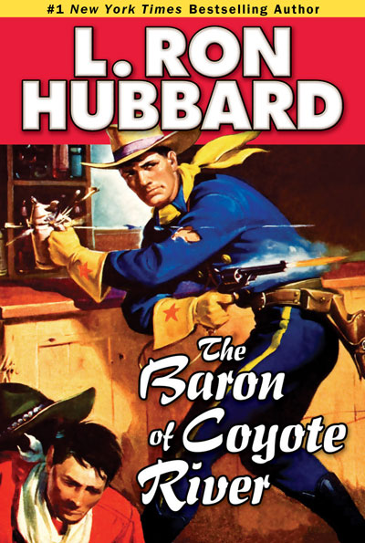 The Baron of Coyote River trade paperback