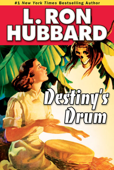 Destiny's Drum trade paperback